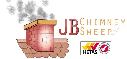 JB Chimney Sweep Logo - Bournemouth Poole Christchurch